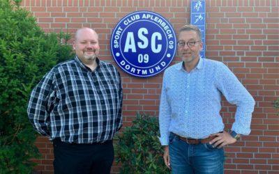 """ASC 09 macht """"den nächsten Schritt"""" – mit Marcus Schreier als hauptamtlichem Geschäftsführer"""
