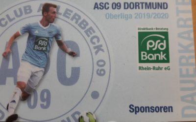 ++++ Dauerkarten ab Samstag! Kombiangebot – Ober- und Bezirksliga! +++