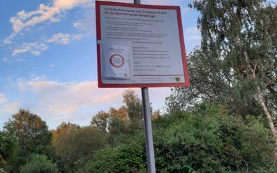 Bikepark vorerst geschlossen