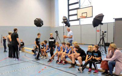Am 29. August ist Fototermin bei den ASC BasketballerInnen!