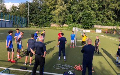 Mit Rückenwind – ASC Juniorenteams nun komplett im Trainingsbetrieb