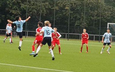 C1-Junioren feiern verdienten 3:0 Heimsieg gegen den SC Neheim
