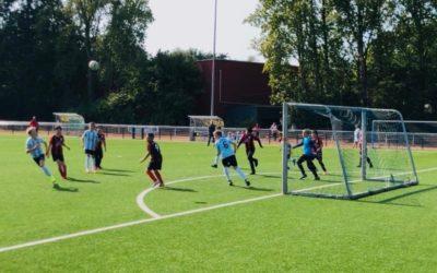 """Saisonstart mit """"weißer Weste"""" – D2-Junioren freuen sich nun auf Spitzenspiel"""