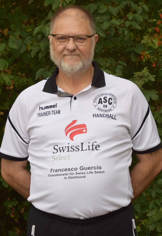 Betreuer Jörg Doersch