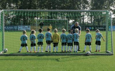 Premiere für unserer Jüngsten – G2-Junioren bestreiten erstes Spiel