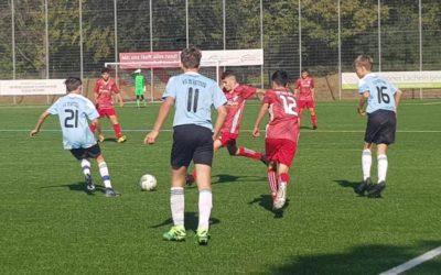 Aller guten Dinge sind drei – C1-Junioren gelingt mit einem 3-0 Sieg beim SSV Buer der dritte Sieg im dritten Saisonspiel