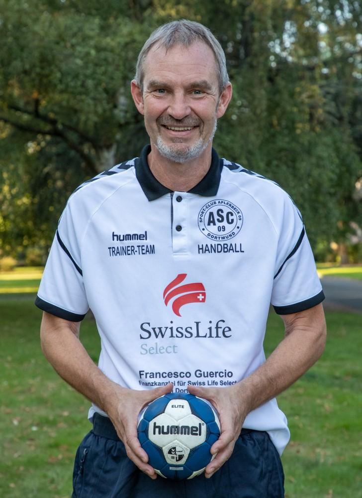 Torwarttrainer Jost Neurath
