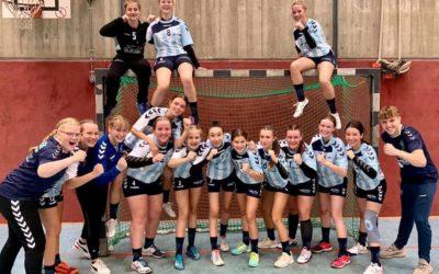 Gratulation! Weibliche B-Jugend löst das Oberliga-Ticket