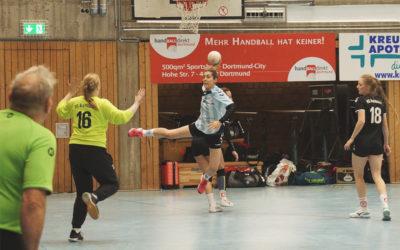 Verbandsliga, 1. Spieltag: ASC 09 2 – VfL Brambauer 18:25 (12:14)