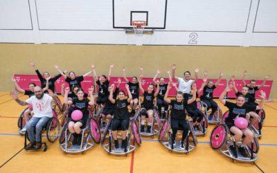 Rollstuhlbasketball beim ASC 09 Dortmund!