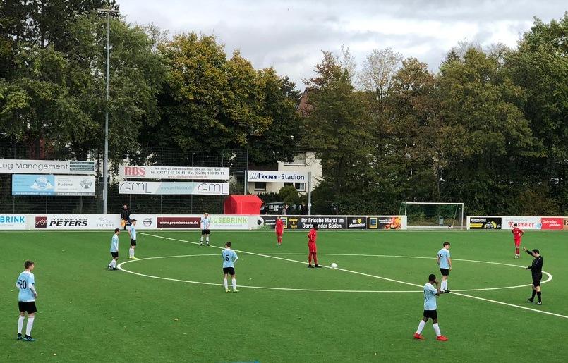 9-0 beim Kirchhörder SC – B1-Junioren mischen oben mit !