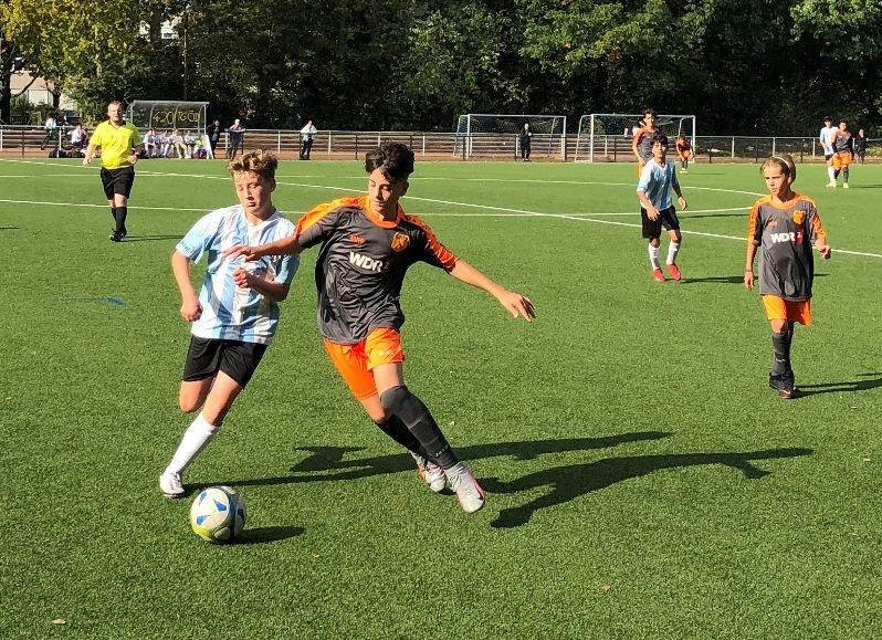C2-Junioren laufen rund – Dritter Spieltag in Folge ungeschlagen !