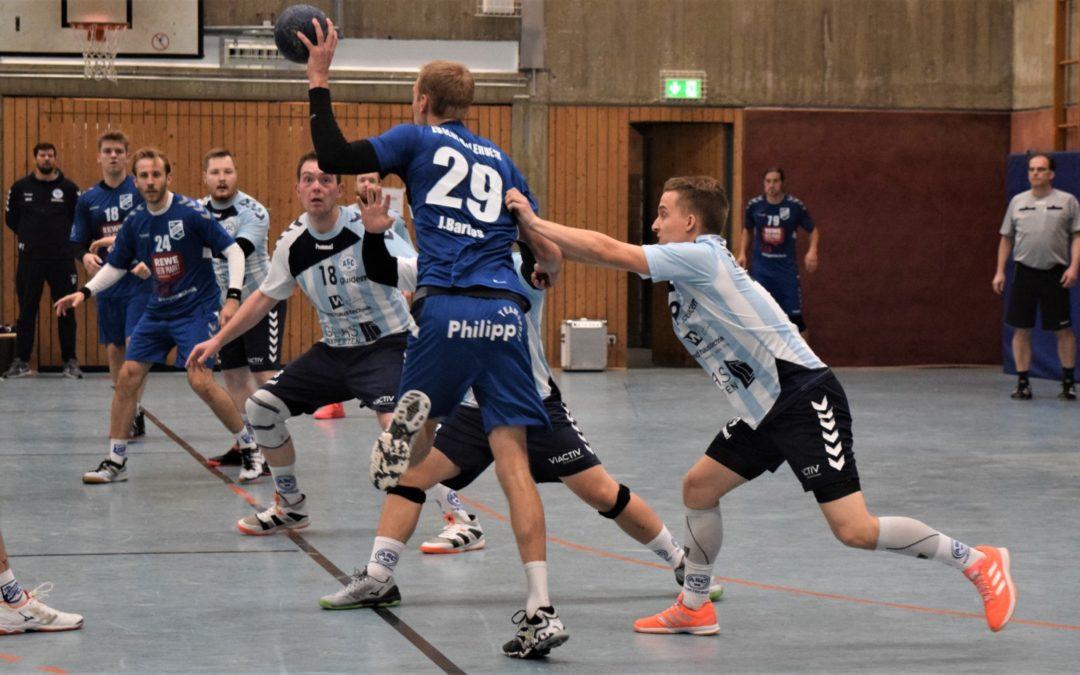 Drei Absagen und zwei Niederlagen – ein Handball-Wochenende zum Vergessen!