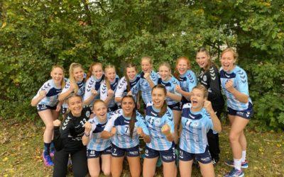 Bezirksliga, 1. Spieltag: ASC 09 3 – TuS Scharnhorst 25:15 (12:8)