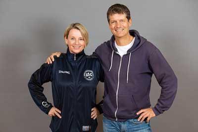 Ute und Martin Kehse