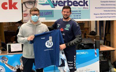 Landesliga, 1. Spieltag: ASC 09 – DJK Oespel-Kley 26:26 (16:12)