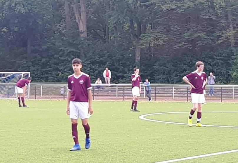 C1-Junioren starten mit Heimsieg in die Saison 2020/2021
