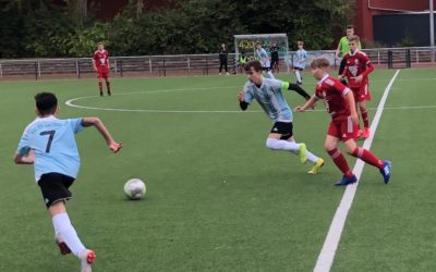 Überragender Saisonstart – Ein Zwischenfazit der Fußballjunioren nach den ersten fünf Spieltagen
