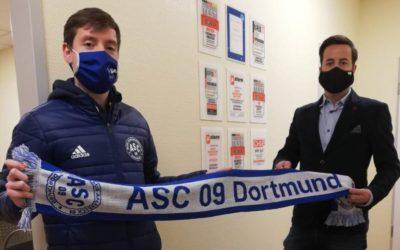 Vereinsjugend des ASC 09 Dortmund schließt Kooperation mit dem Lernstudio Barbarossa