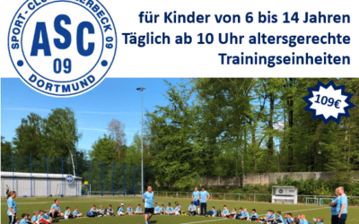 8. Euradent-Fußballcamp – Anmeldungen ab sofort möglich!