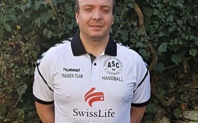 Philipp Rückert übernimmt die Bezirksliga-Handballerinnen