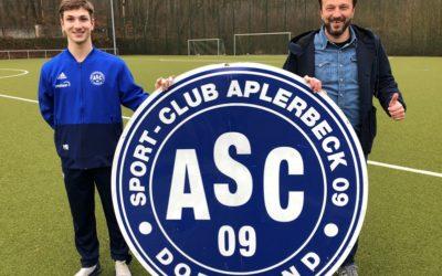 ASC 09 Dortmund bindet Top-Talent – Michael Reznik