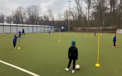 Wir sind wieder da !!! – ASC Fussballjunioren starten Trainingsbetrieb