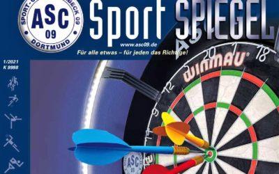 48 Seiten Fotos, News & Stories: Der neue Sport-SPIEGEL ist da!