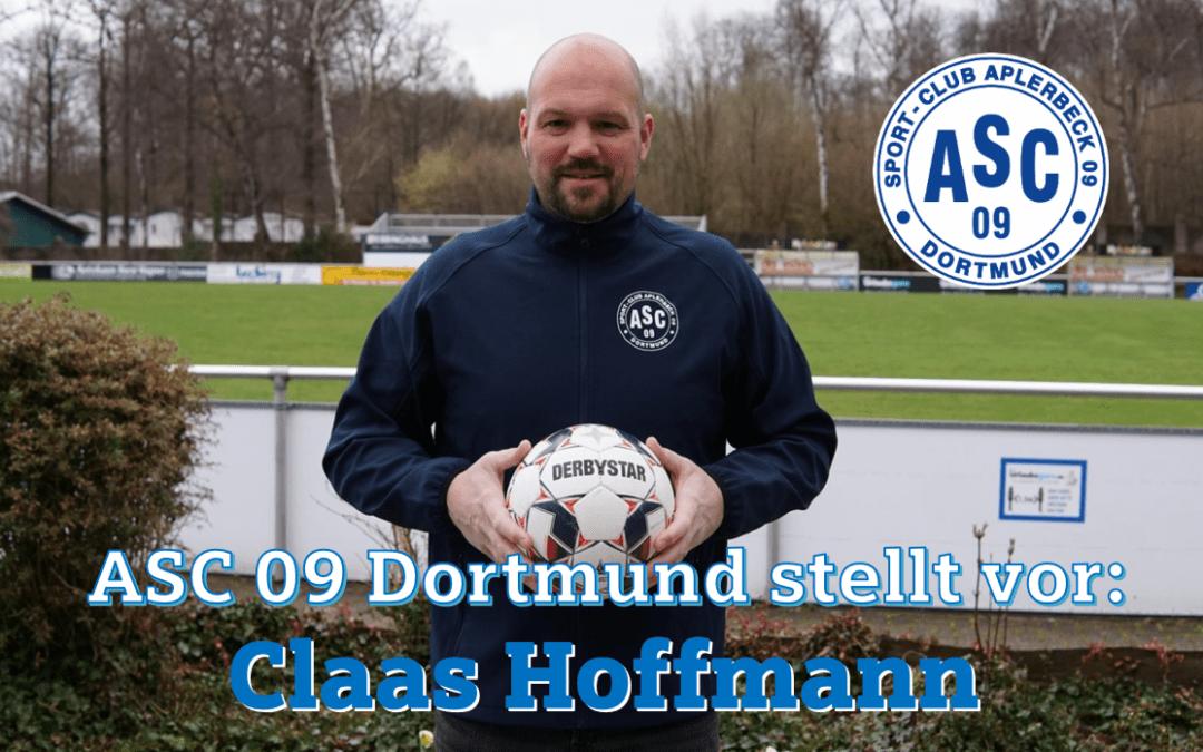 Im Portrait : Claas Hoffmann – Erfahrener Coach für unsere A-Junioren (U19)