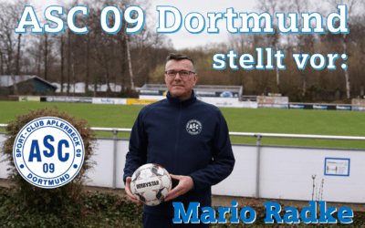 Im Portrait: – Mario Radke übernimmt die E1-Junioren (U11) zur neuen Spielzeit