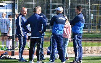 Gut aufgestellt !!! – ASC 09 Juniorenfußball präsentiert den Großfeld-Trainerkader für die Spielzeit 2021/22