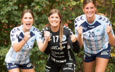 70 Teams – 22 Absteiger: Auf unsere Handball-Frauen wartet in Liga 3 eine Mega-Herausforderung!