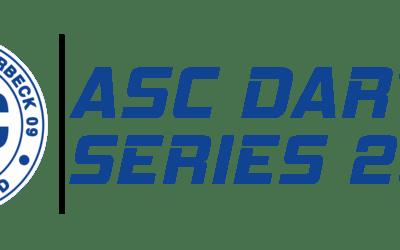 ASC Darts Series 2021 | eigenes Ranglistenturnier
