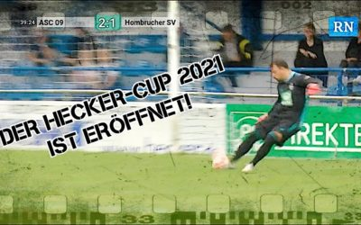 Gastgeber ASC 09 startet mit 2:1-Sieg in den Hecker-Cup – Holzwickede dreht Partie gegen Schüren