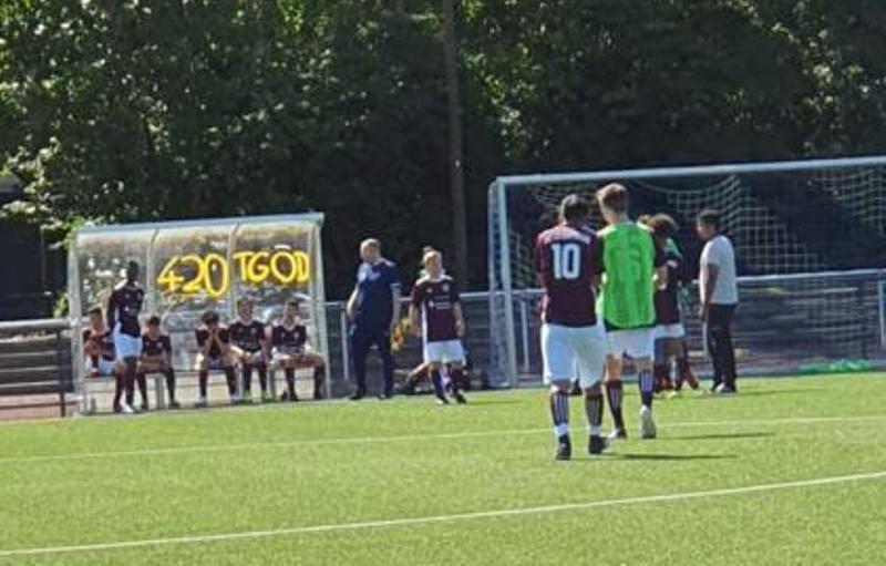 Kantersieg gegen Eintracht Dorstfeld – A2-Junioren siegen deutlich