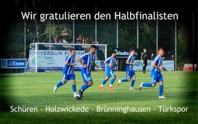 Hecker-Cup, Tag 8: FCB siegt souverän – Türkspor zerlegt TuS Bövinghausen