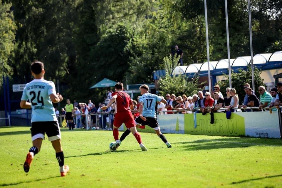 Fußball-Oberliga: Ein 2:2, das sich ein bisschen wie eine Niederlage anfühlt