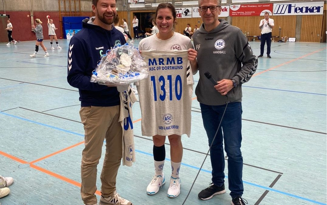 Tolles Handballwochenende mit Derbysieg der Herren 1 und einem Super-Coup der Damen 1