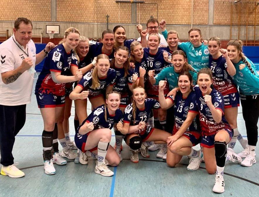 Traumstart für Handballteams: Damen 1 und Herren 1 grüßen von der Tabellenspitze!