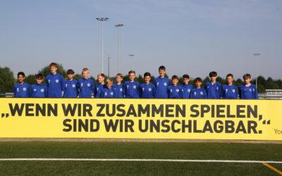 Ein ganzes Wochenende Fußball – C2-Junioren zu Gast beim U15-Regionalligaspiel des BVB