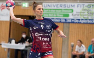 3. Liga, 6. Spieltag: HSG Blomberg-Lippe 2 – ASC 09 37:23 (20:11)