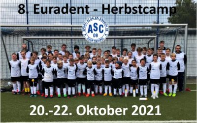 Drei Tage Training pur – 8. Euradent-Herbstcamp