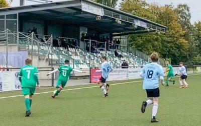 C1-Junioren feiern Testspielsieg beim Regionalligisten Spvg Schonnebeck