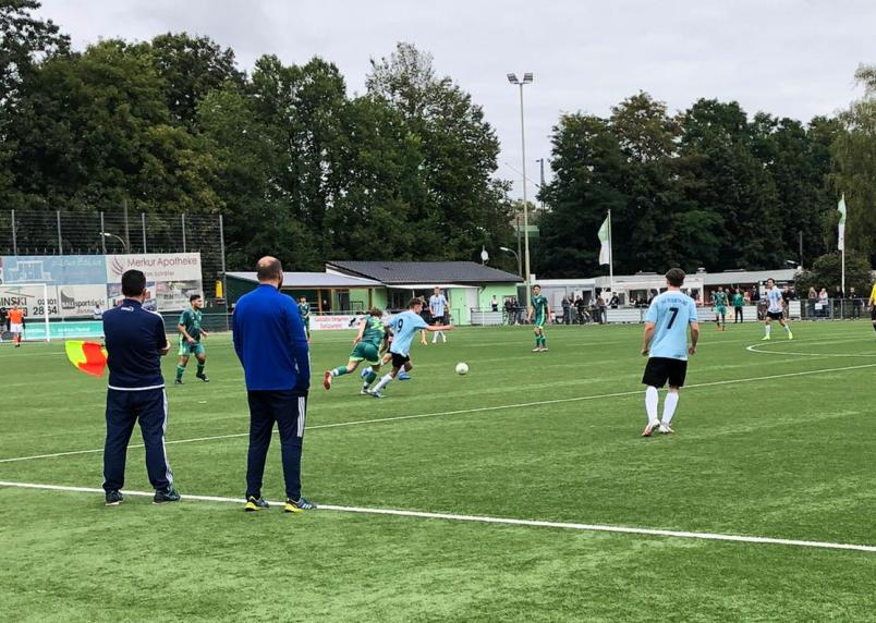 A-Junioren weiter ohne Punktverlust – Dritter Pflichtspielsieg in Folge